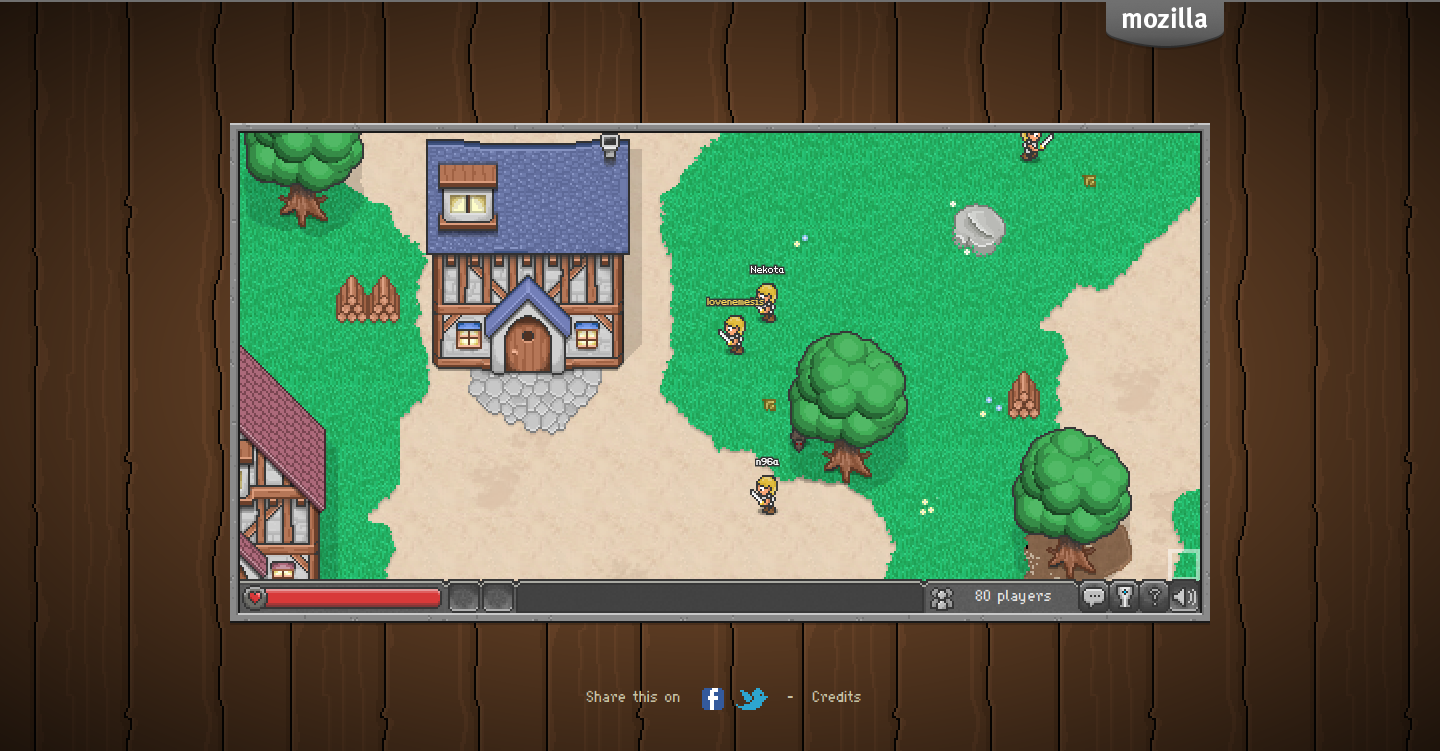 Browser Quest - Play Browser Quest Game